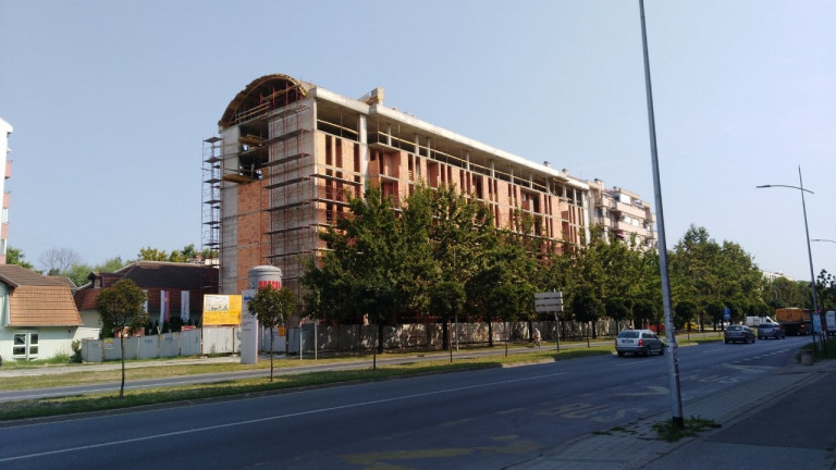 Permano doo - investitori Novi Sad. Novogradnja.