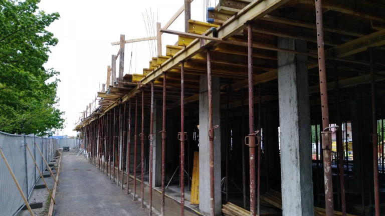 Nova gradilišta Novi Sad. Permano doo prodaja stanova.