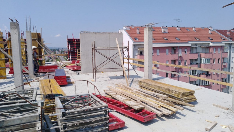 Novogradnja Novi Sad - Permano doo - Kornelija Stankovića 44